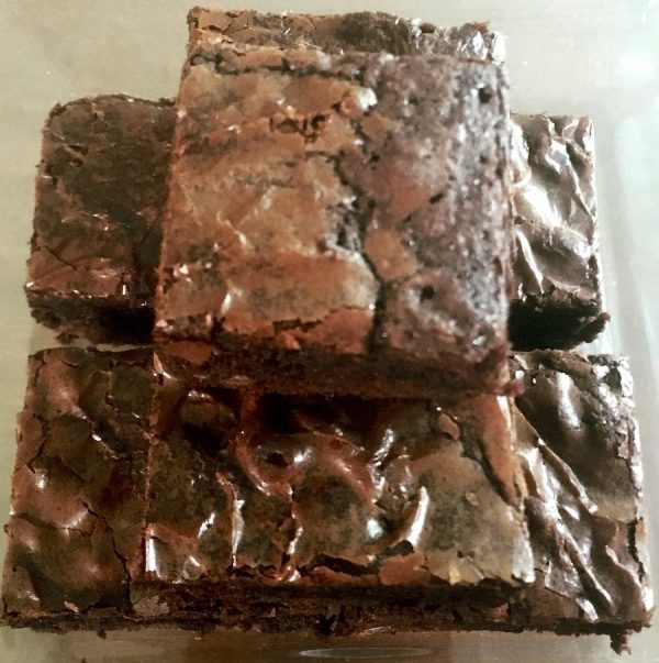 Order these brownies from Truffles and more