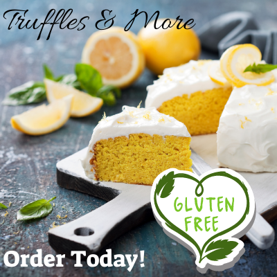 Get your gluten-free desserts at Truffles & More