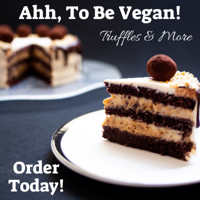 Almost all our desserts can be vegan!